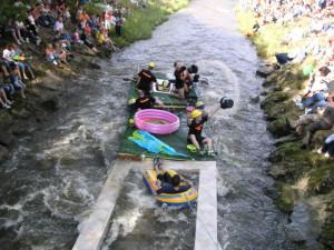 Badewannenrennen 2006