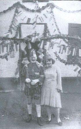 Prinz Salomon I. 1928 in Würm