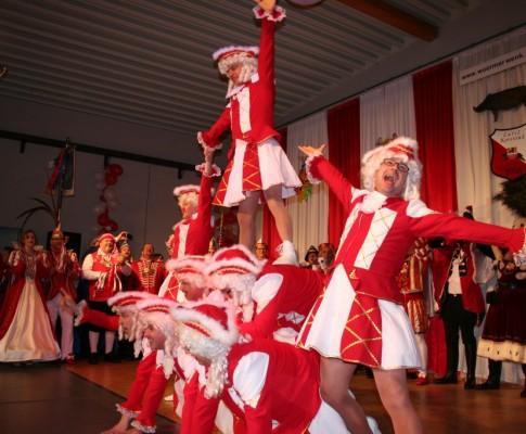 Karnevalistischer Frühschoppen 2016