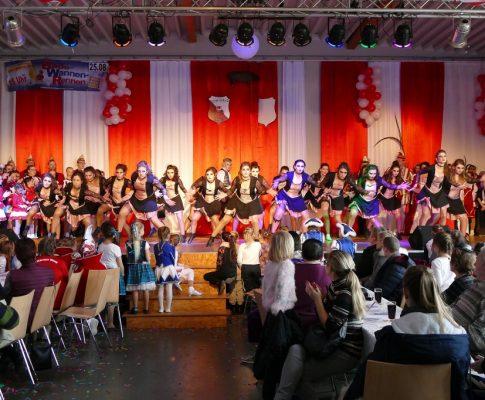 Karnevalistischer Frühschoppen am 04.02.2018