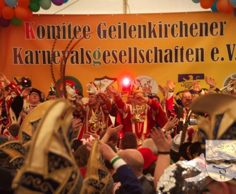 Fettdonnerstagsparty der KGKG am 20.02.2020